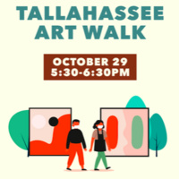 Drop-In Campus Adventures: Tallahassee Art Walk