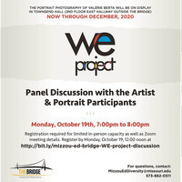 WE Project Panel Event Information