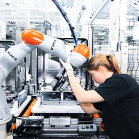 How Cobots Can be Leveraged in the COVID-19 Age
