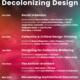SOA Lecture Serie: Decolonizing Design