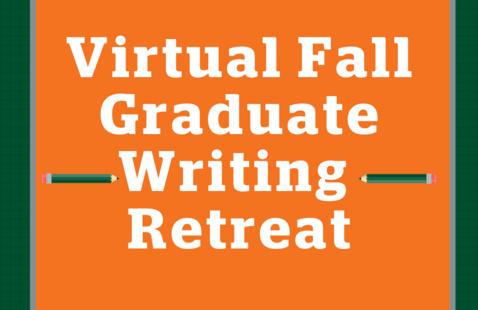 Fall Writing Retreat