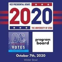 Vice Presidential Debate Watch Party at Wilder Bowl