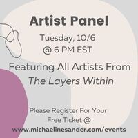 SDAC PRESENTS - Artist Panel: The Layers Within
