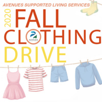 Avenues 2020 Fall Clothing Drive