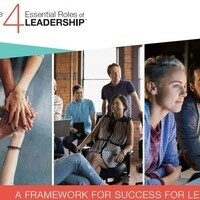 Franklin Covey's The 4 Essential Roles of Leadership