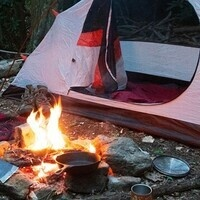 Camping with OP