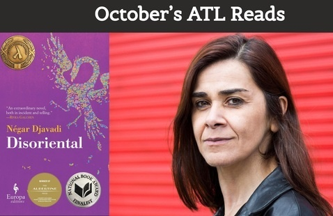 Gwinnett Library Presents the ATL Reads Live Virtual Monthly Book Club