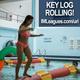Aquatic Fitness - Key Log Rolling @ Tootell