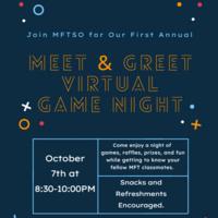 MFTSO Meet and Greet