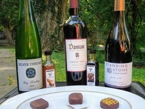 Halloween Virtual Wine & Chocolate Pairing Experience
