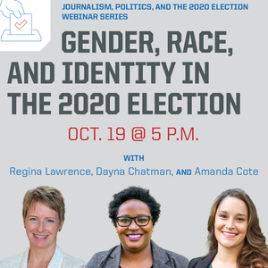 Event: Gender, Race, and Identity in the 2020 Election