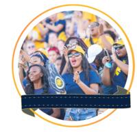Spirit Week: Best Blue & Gold Spirit Competition