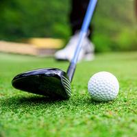 Golf Club Practice