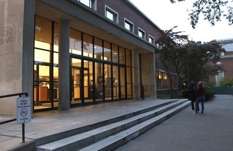 Lamont Library