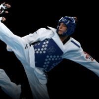 Taekwondo Club Practice