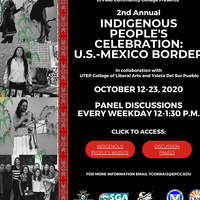 Indigenous People's Celebration: U.S.-Mexico Border