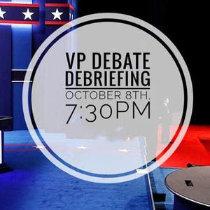 Debate in Brief: VP Edition
