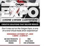 Don't Miss Out on the Geiger Expo!