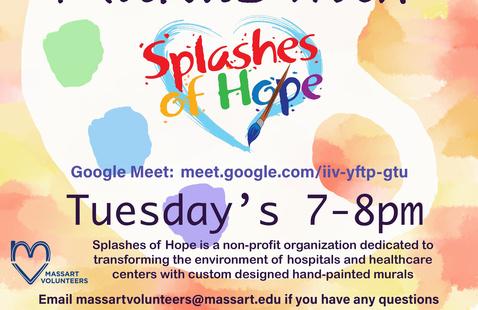 Splashes of Hope Club