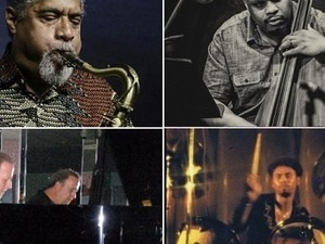 Carl Cornwell Quartet LIVE STREAMING CONCERT