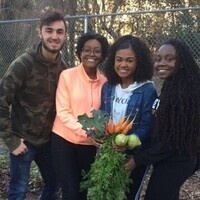 Campus Garden: Connect & Cultivate