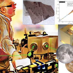 Physics & Astronomy Seminar: The CODEX spaceflight dating spectrometer:  now double-dating