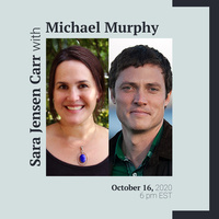 """Embodied Environments,"" an online lecture by Sara Jensen Carr with Michael Murphy"