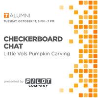 Checkerboard Chats: Little Vols Pumpkin Carving