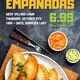 Outdoor Food Pop-Up: Empanadas