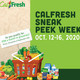 UCR CalFresh Sneak Peek Week