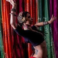 FREE Community Belly Dance Class with Ajna Tribal