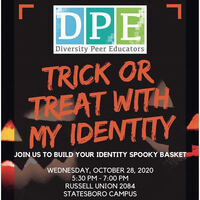 Trick or Treat with My Identity!
