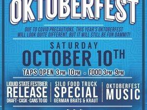 Liquid State's 3rd Annual Oktoberfest!