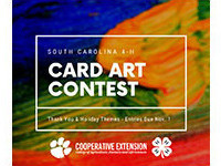 4-H Card Art Contest