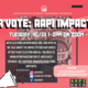 APSP Presents-R'Vote: AAPI Impact