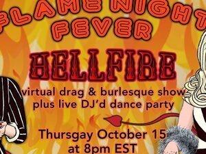 Flame Nigh Fever Hellfire