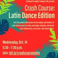Crash Course: Latin Dance Edition