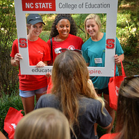 College of Education On-Campus Transfer Session