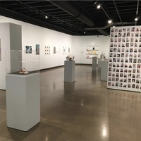 Install, BFA Capstone Exhibition, Spring 2019.