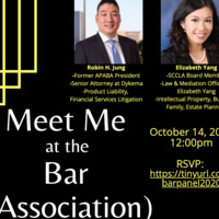 Meet Me at the Bar Association