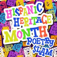 Hispanic Heritage Month Poetry Slam