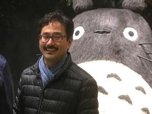 Visiting Scholar Kunio Hara