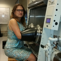 """Chemistry Seminar: Nancy Williams, Ph.D. """"Call Me Nancy: The Hunt for the Whale. One Chemist's 10-Year Reckless Pursuit of a Novel P-Rich Platinum Pincer Complex"""""""