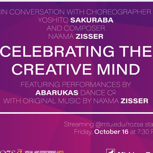 Featured event photo for Celebrating the Creative Mind