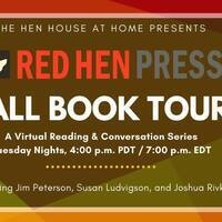 Red Hen Press Fall Book Tour Presents: Jim Peterson, Susan Ludvigson, Joshua Rivkin