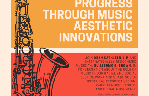 Social Progress through Music Aesthetic Innovations