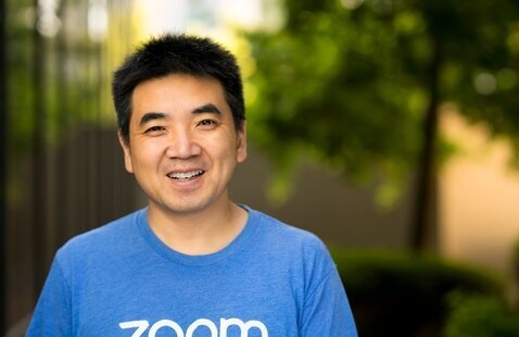 Eric Yuan, Founder and CEO, Zoom Video Communications