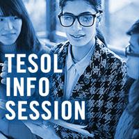 TESOL Information Session