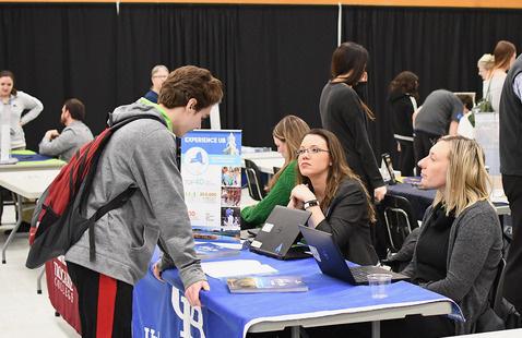 Virtual Buffalo State College Transfer Representative Visit