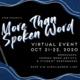 More than Spoken Word 2020
